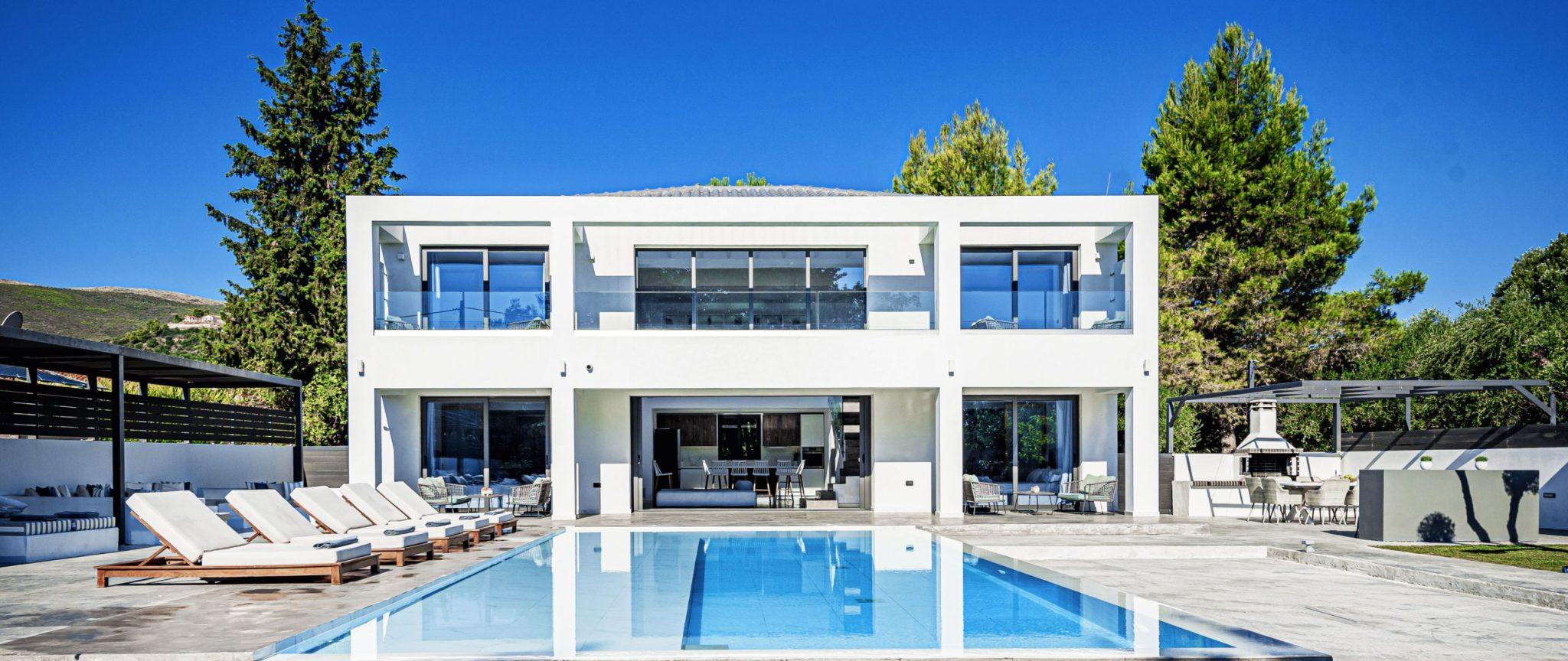 Zakynthos Luxury Villa 2021
